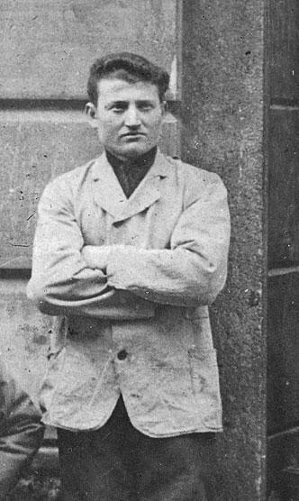 Herr Giuseppe Cimbali