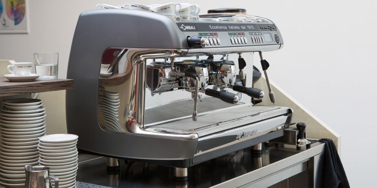 M39 Te Siebtr 228 Germaschine La Cimbali